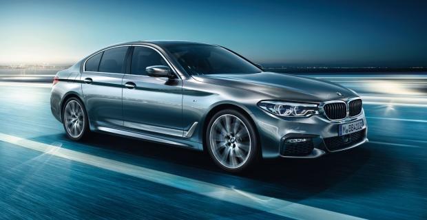 Seria 5 de la BMW
