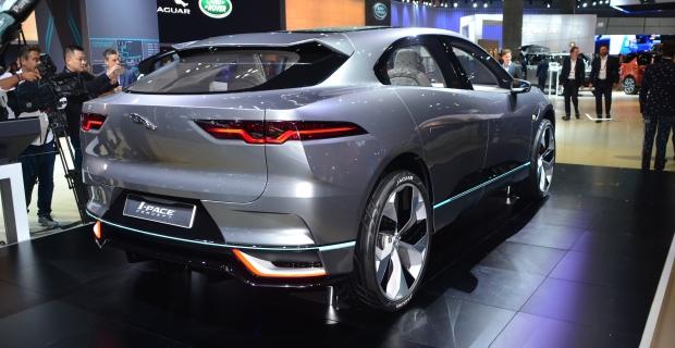 Jaguar I-Pace Concept, primul SUV electric Jaguar