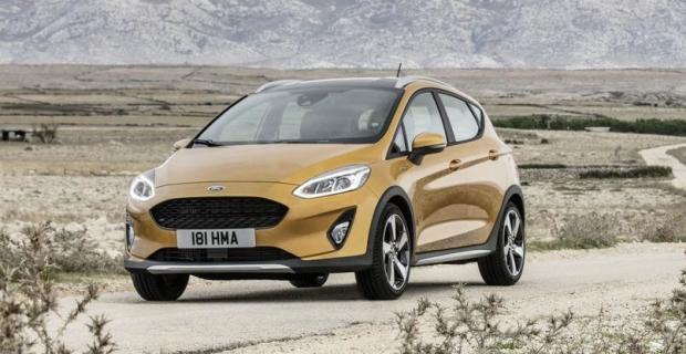 Noul Ford Fiesta, high-tech total
